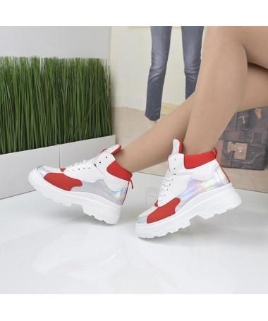 Pantofi Sport De Dama Asadar Albi - Trendmall.ro