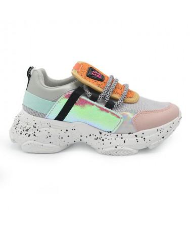 Pantofi Sport De Dama Ccdb Gri - Trendmall.ro