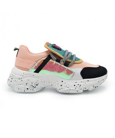 Pantofi Sport De Dama Ccdb Roz - Trendmall.ro