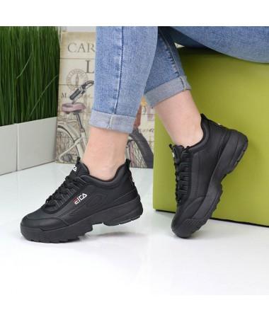 Pantofi Sport De Dama Eica Negri - Trendmall.ro